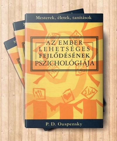 Az ember lehetséges fejlődésének pszichológiája könyvborító