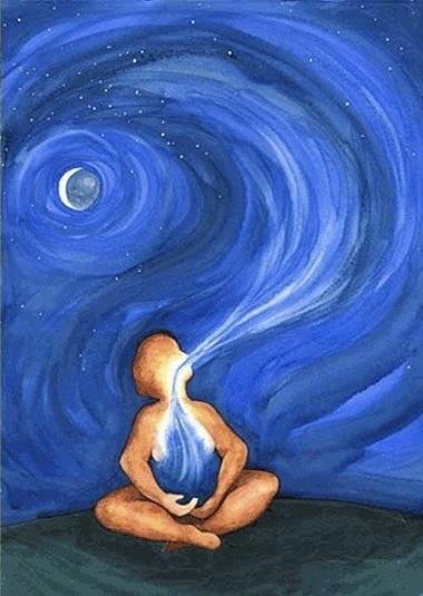5 perces tudatos légzőgyakorlat a mentális figyelem visszaállítására