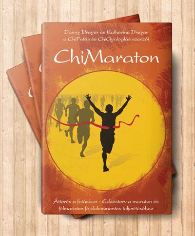 ChiMaraton könyv borító