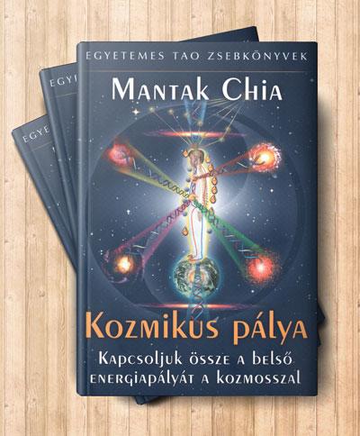 A Kozmikus pálya című könyv borítója