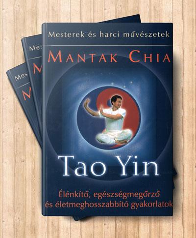 Tao yin című könyv borítója