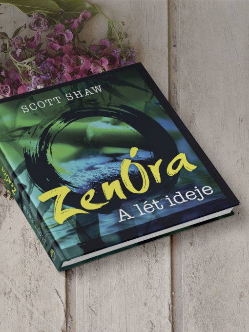 zen könyv Scott Shaw ZenÓra idő