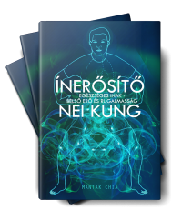 Ínerősítő nei kung könyv borítója