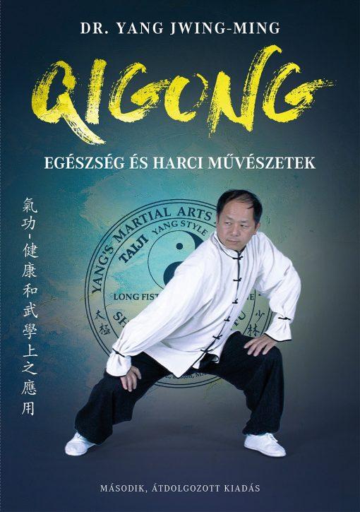 Qigong könyv borító