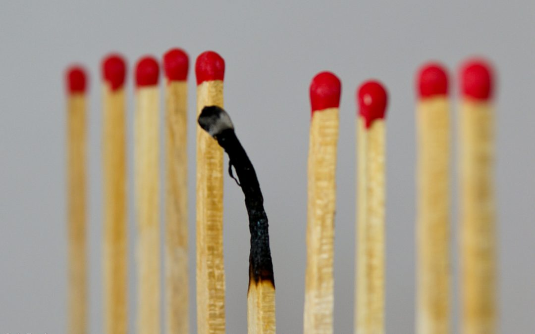 Kiégés (burnout) és munkahelyi stressz ellen éber tudatossággal