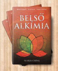 A belső alkímia könyv borítója