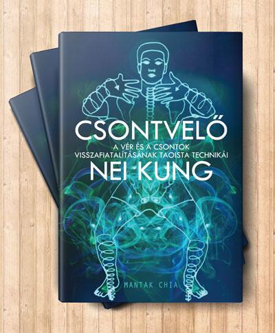 A csontvelő nei kung könyv borítója