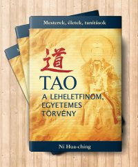 A TAO című könyv borítója
