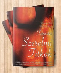 Taoista szerelmi titkok könyv borítója